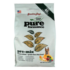Grandma Lucy's Pureformance Grain-Free Pre-Mix Freeze-Dried Dog Food
