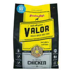 Grandma Lucy's Valor Grain-Free Chicken & Quinoa Freeze-Dried Dog Food