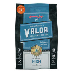 Grandma Lucy's Valor Grain-Free Fish & Quinoa Freeze-Dried Dog Food