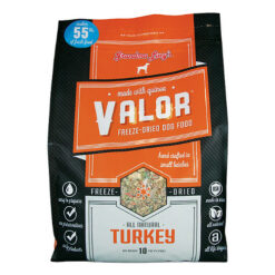 Grandma Lucy's Valor Grain-Free Turkey & Quinoa Freeze-Dried Dog Food