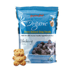 Grandma Lucy's Organic Blueberry Oven Baked Dog Treats