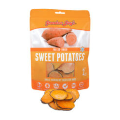 Grandma Lucy's Freeze-Dried Sweet Potatoes Dog Treats
