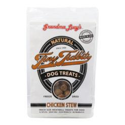 Grandma Lucy's Freeze-Dried Tiny Tidbits Chicken Stew Dog Treats