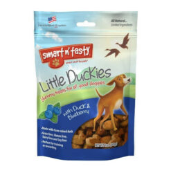 Emerald Pet Smart n' Tasty Little Duckies Blueberry Dog Treats
