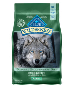 Blue Buffalo Wilderness Duck Recipe Grain-Free Dry Dog Food