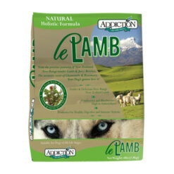 Addiction Grain-Free Le Lamb Dry Dog Food