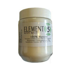 Element 5 Body Boost Coconut Oil