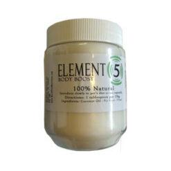 Element 5 Body Boost Coconut Oil
