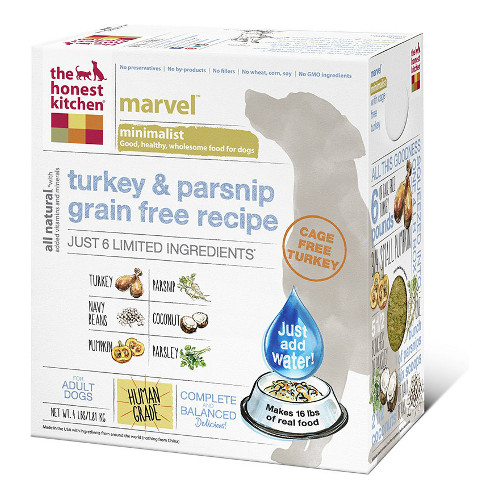 The Honest Kitchen Marvel Dehydrated Dog Food