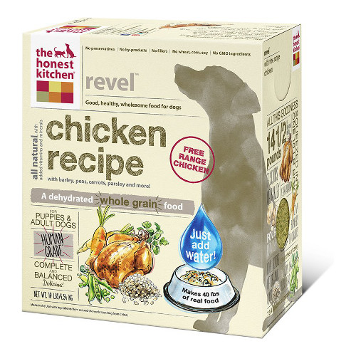 The Honest Kitchen Revel Dehydrated Dog Food