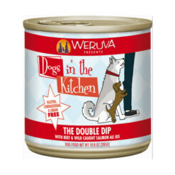 Weruva Dogs in the Kitchen The Double Dip Canned Dog Food