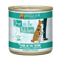 Weruva Dogs in the Kitchen Funk in the Trunk Canned Dog Food