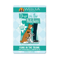 Weruva Dogs in the Kitchen Funk in the Trunk Dog Food Pouches