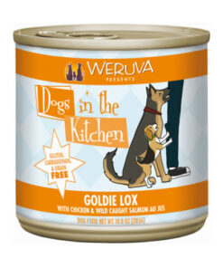 Weruva Dogs in the Kitchen Goldie Lox Canned Dog Food