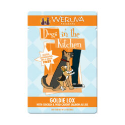 Weruva Dogs in the Kitchen Goldie Lox Dog Food Pouches