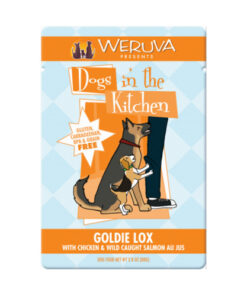 Weruva Dogs in the Kitchen Goldie Lox Dog Food Pouches