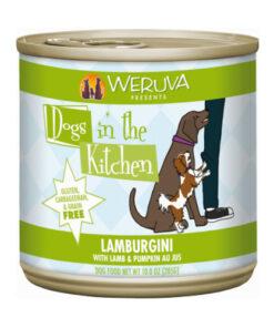 Weruva Dogs in the Kitchen Lamburgini Canned Dog Food