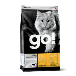 Go! Sensitivity + Shine Limited Ingredient Diet Duck Recipe Grain-Free Dry Cat Food