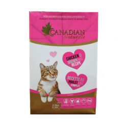 Canadian Naturals Chicken & Rice Dry Cat Food