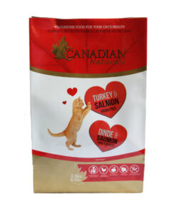 Canadian Naturals Grain Free Turkey & Salmon Dry Cat Food