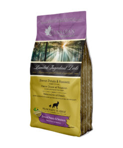 Canadian Naturals Grain Free Limited Ingredient Diets Potato & Venison Dry Dog Food