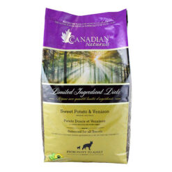 Canadian Naturals Grain Free Venison & Sweet Potato Dry Dog Food