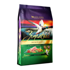 Zignature Duck Limited Ingredient Formula Grain-Free Dry Dog Food