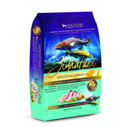 Zignature Whitefish Limited Ingredient Formula Dry Dog Food