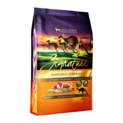 Zignature Kangaroo Limited Ingredient Formula Grain-Free Dry Dog Food