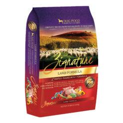 Zignature Lamb Limited Ingredient Formula Dry Dog Food