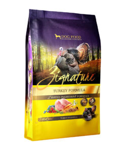 Zignature Venison Limited Ingredient Formula Grain-Free Dry Dog Food