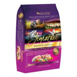 Zignature Zssential Multi-Protein Formula Dry Dog Food