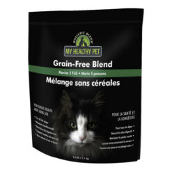 Holistic Blend Grain-Free Marine 5 Fish All Life Stages Dry Cat Food