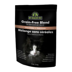 Holistic Blend Grain-Free Turkey & Chicken All Life Stages Dry Cat Food