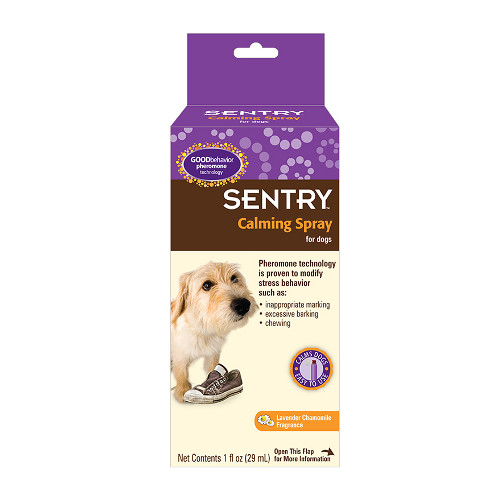 Sentry Calming Spray for Dogs