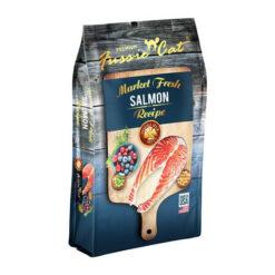 Fussie Cat Market Fresh Salmon Dry Cat Food
