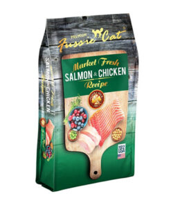 Fussie Cat Market Fresh Salmon and Chicken Dry Cat Food