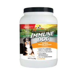 Animal Naturals K9 Immune Dog