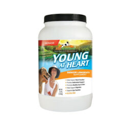 Animal Naturals K9 Young at Heart Supplement