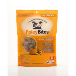 FoleyBites Oven Baked Healthy Dog Treats Pumpkin Cinnamon