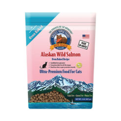 Grizzly Pet Super Food Oven Baked Salmon Cat Food