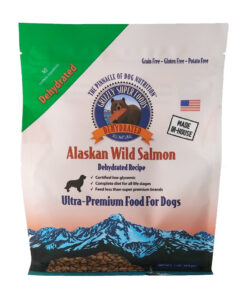 Grizzly Pet Super Foods Dehydrated Salmon Dry Dog Food