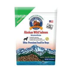 Grizzly Pet Super Foods Dehydrated Salmon Dog Foods