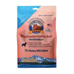 Grizzly Pet Super Foods Oven Baked Salmon Dry Dog Food