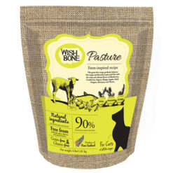 Wishbone Pasture Lamb Dry Cat Food