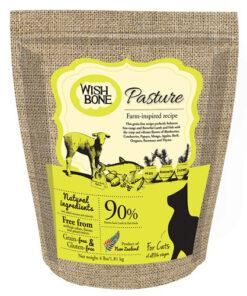 Wishbone Pasture Lamb Dry Cat Food