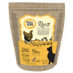 Wishbone Roost Chicken Dry Cat Food