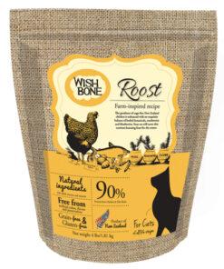 Wishbone Roost Chicken Dry Cat Food