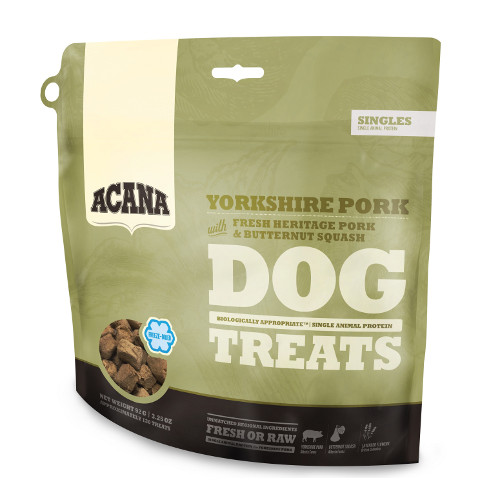 Acana Singles Yorkshire Pork Dog Treats