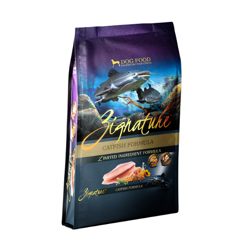 Zignature Limited Ingredient Catfish Formula Dry Dog Food